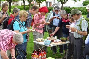Zum Metzenhaldefest der Ortsgruppe Sasbach/ Obersasbach