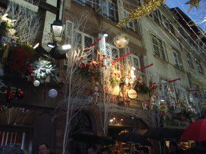 Wir fahren nach Freiburg auf den Weihnachtsmarkt