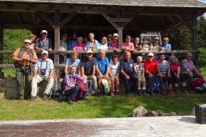 4-Tageswanderung am Schluchsee ist ausgebucht!