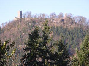 3-Burgenwanderung zwischen Ribeauville und Thannenkirch ist abgesagt