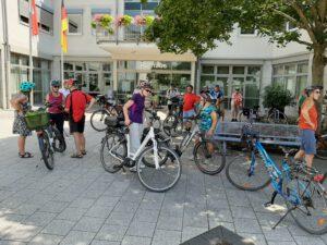 Historische Radtour am 6. Juni , Details folgen