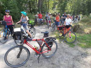 Neustart mit 1. Feierabend-Radtour