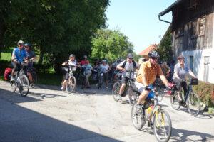 Feierabend-Radtour